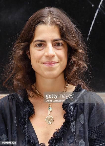 Leandra Medine attends Rachel Comey presentation during New York Fashion Week on September 7 2016 in New York City