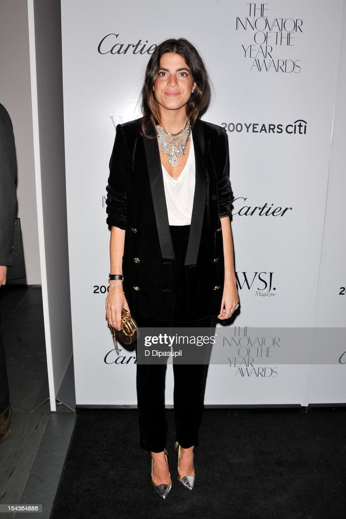 Leandra Medine attends the 2012 WSJ. Magazine 'Innovator Of The Year' Awards at the Museum of Modern Art on October 18, 2012 in New York City.