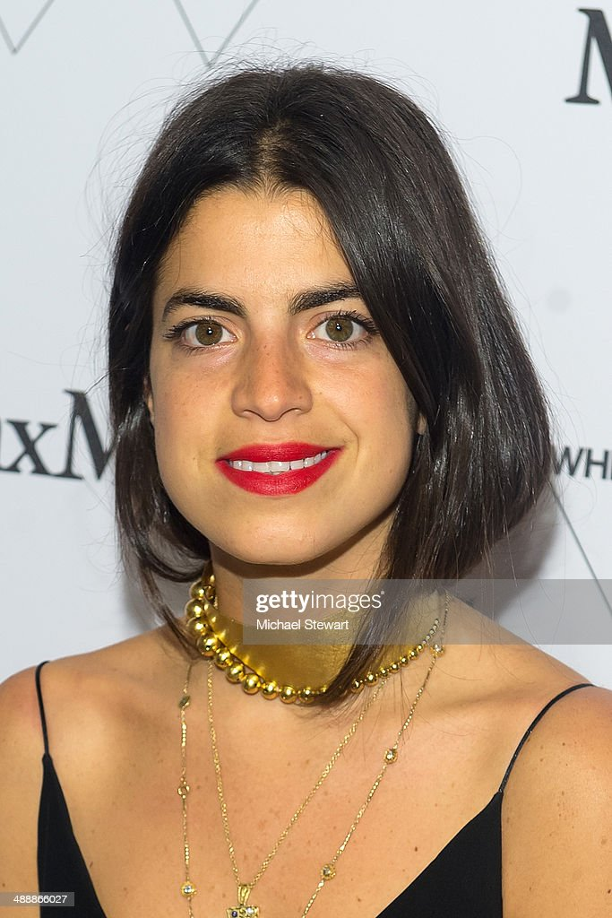 <a gi-track='captionPersonalityLinkClicked' href=/galleries/search?phrase=Leandra+Medine&family=editorial&specificpeople=7491795 ng-click='$event.stopPropagation()'>Leandra Medine</a> attends the 2014 Whitney Art Party at Highline Stages on May 8, 2014 in New York City.