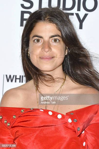 Leandra Medine attends the 2016 Whitney Studio Party at The Whitney Museum of American Art on May 17 2016 in New York City