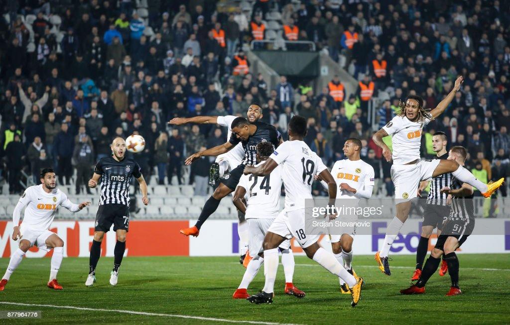 Partizan v BSC Young Boys - UEFA Europa League