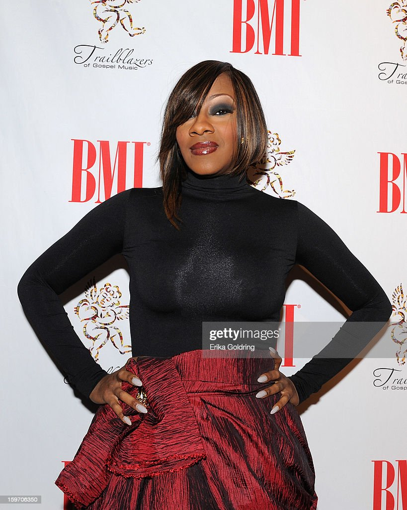 Leandria Johnson attends the 14th annual BMI Trailblazers of Gospel Music Awards at Rocketown on January 18, 2013 in Nashville, Tennessee.