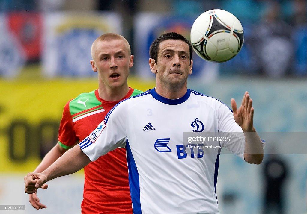 FC Dynamo Moscow v FC Lokomotiv Moscow - Premier League