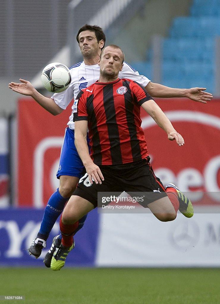 FC Dynamo Moscow v FC Amkar Perm - Russian Premier League