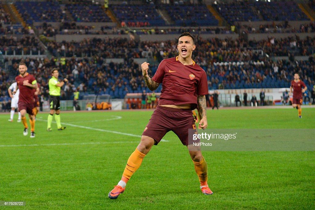 AS Roma v US Citta di Palermo - Serie A : News Photo