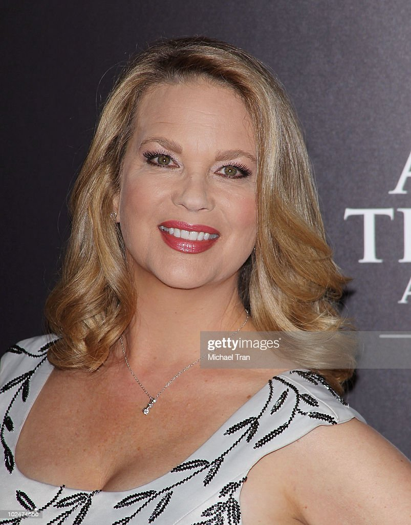 Leann Hunley arrives to the 37th Annual Daytime Emmy Awards held at the Las Vegas Hilton on June 27, 2010 in Las Vegas, Nevada.