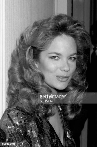 Leann Hunley attends 27th Annual International Broadcasting Awards on March 17 1987 at the Century Plaza Hotel in Century City California
