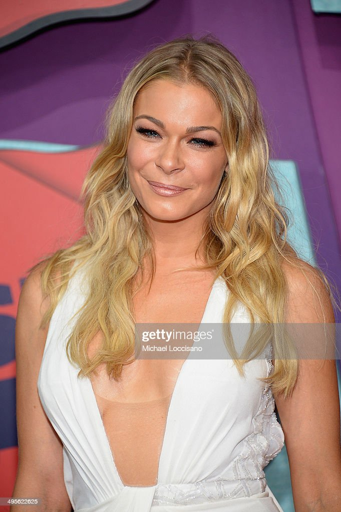 LeAnn Rimes attends the 2014 CMT Music awards at the Bridgestone Arena on June 4, 2014 in Nashville, Tennessee.