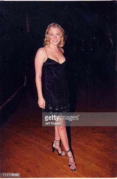 LeAnn Rimes during 1999 American Music Awards in Los Angeles California United States