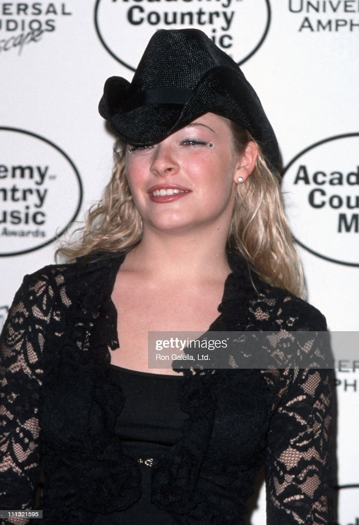 <a gi-track='captionPersonalityLinkClicked' href=/galleries/search?phrase=LeAnn+Rimes&family=editorial&specificpeople=208815 ng-click='$event.stopPropagation()'>LeAnn Rimes</a> during 34th Annual Academy of Country Music Awards at Universal Ampitheater in Universal City, California, United States.