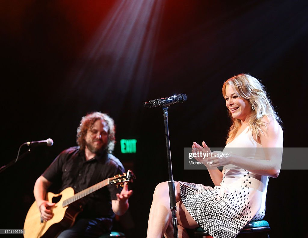 <a gi-track='captionPersonalityLinkClicked' href=/galleries/search?phrase=LeAnn+Rimes&family=editorial&specificpeople=208815 ng-click='$event.stopPropagation()'>LeAnn Rimes</a> performs at the Friend Movement Campaign benefit concert held at El Rey Theatre on July 1, 2013 in Los Angeles, California.