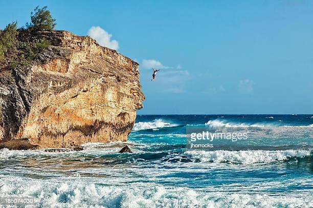 Leap of Faith: Cliff Jumper
