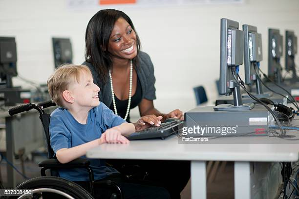 Learning How to Use a Computer