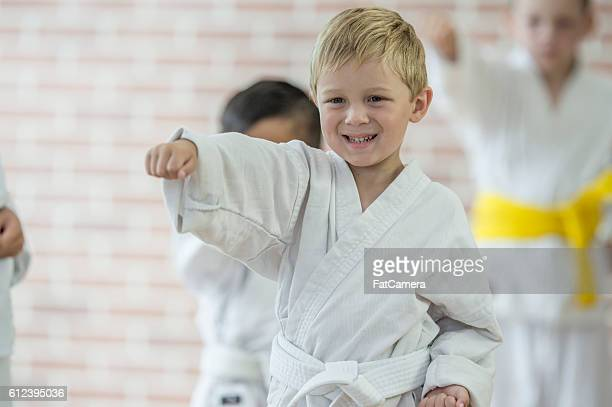 Learning Karate and the Gym