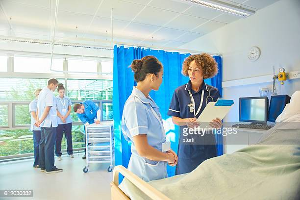 learning on the ward