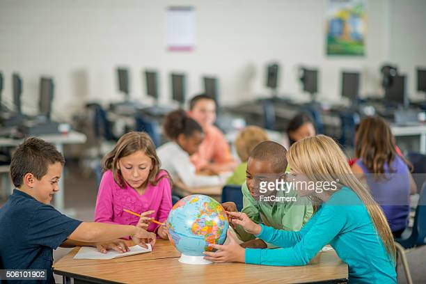 Apprendimento i continenti