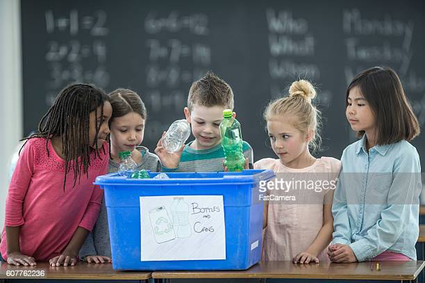 Learning to Recycle