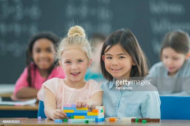 Learning with Math Blocks