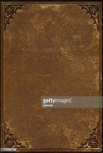 Leather Antique Book Cover