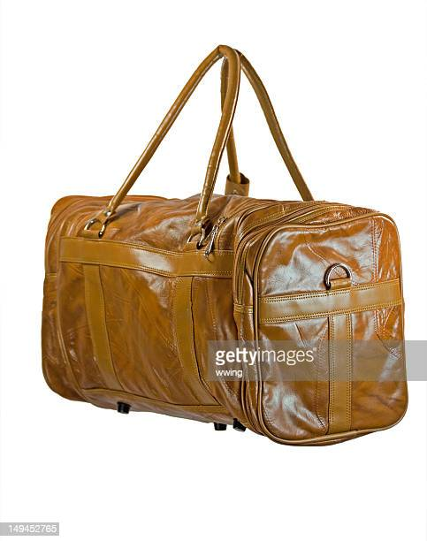 Leather Carry-on Luggage