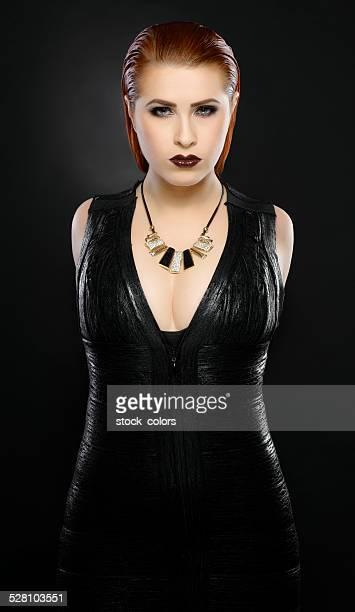 leather fetish style