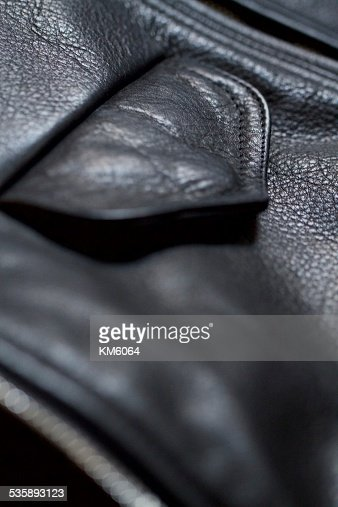 Leather Jacket : Stockfoto