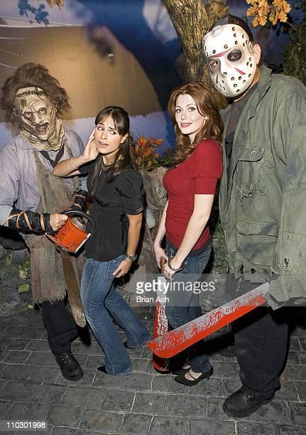 Leatherface Jordana Brewster Diora Baird and Jason