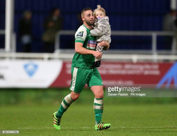 Leatherhead's player manager Sammy Moore after the FA Cup 1st Round Replay at the AGP Arena Billericay