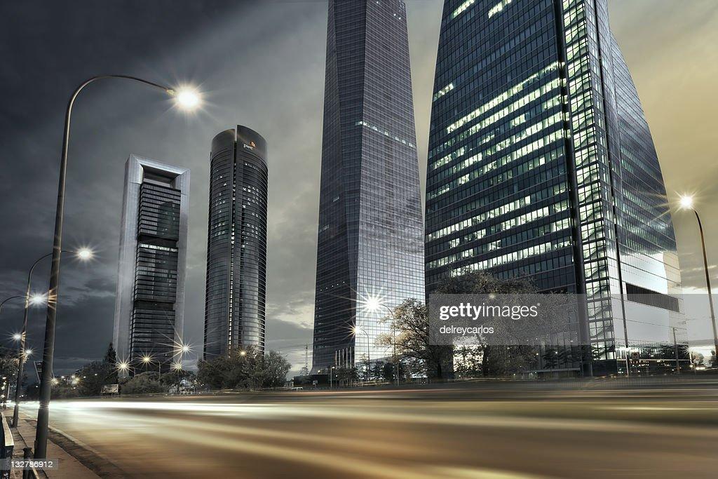 Leave Madrid : Stock Photo