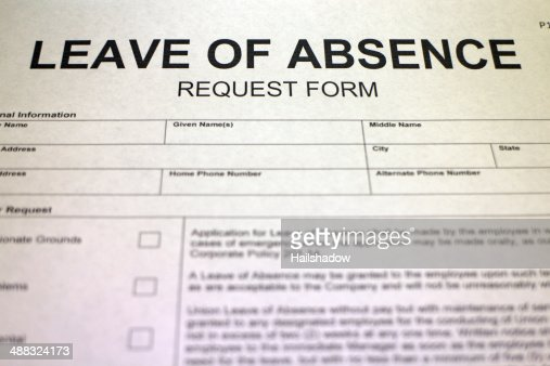 Doc.#694951: Leave Application Form For Employee – Application
