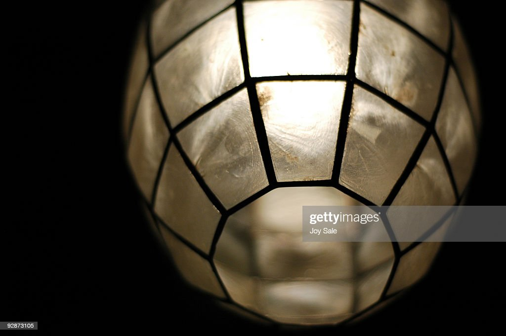 leave the light on for me : Stock Photo