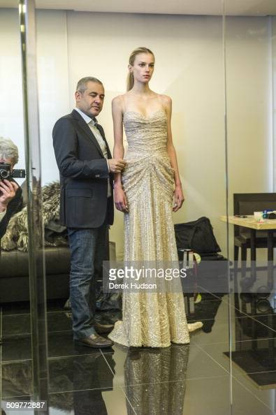 Elie Saab Backstage Pictures | Getty Images