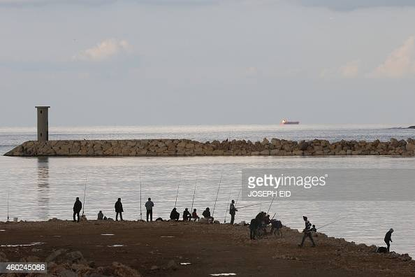 Lebanese fisheremen fish near Sidon's garbage dump after it received an ecomakeover on November 28 2014 Lebanon's southern city of Sidon is best...