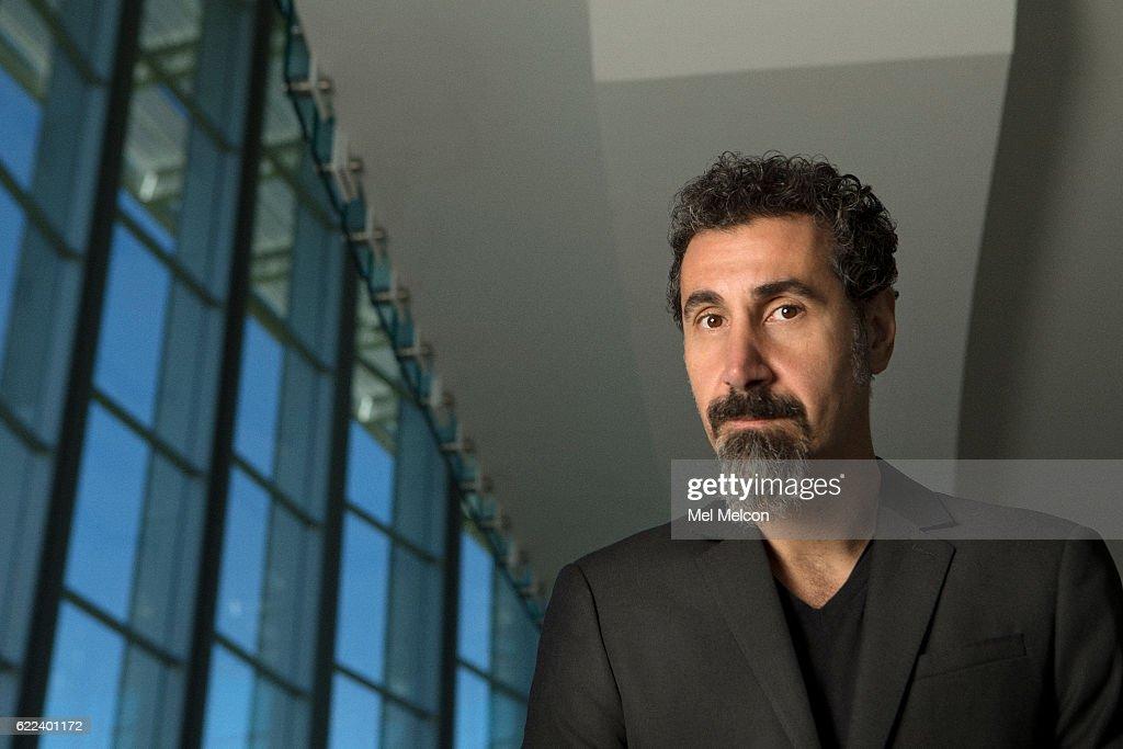 Serj Tankian, Los Angeles Times, November 5, 2016