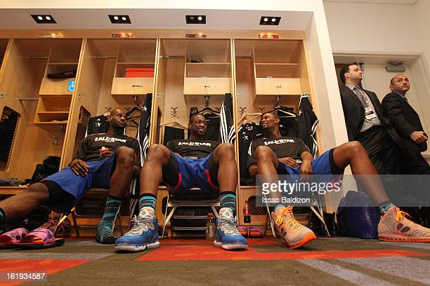 Lebron James Locker Room Stock Photos And Pictures Getty
