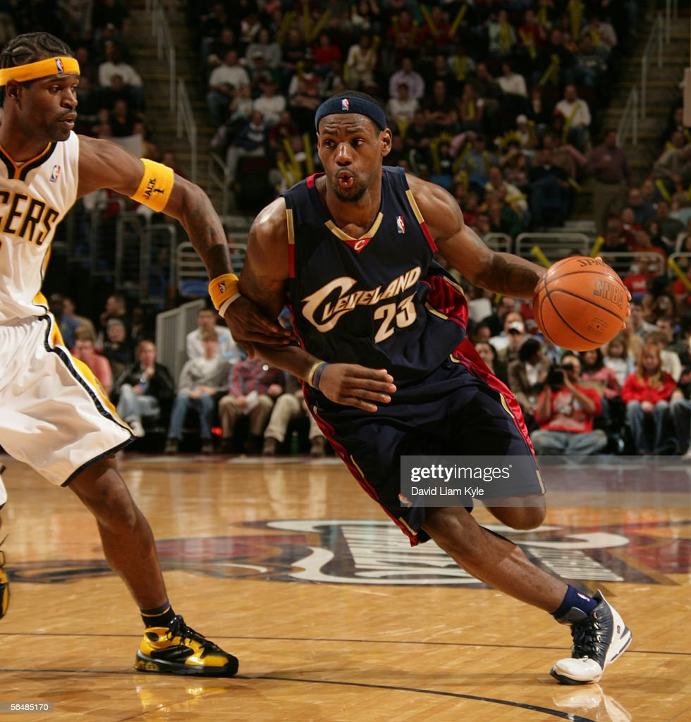 Indiana Pacers v Cleveland Cavaliers s and