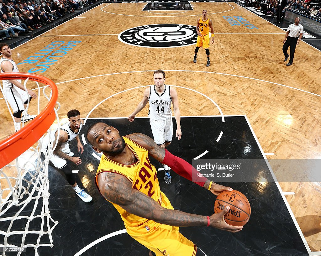 Cleveland Cavaliers v Brooklyn Nets | Getty Images