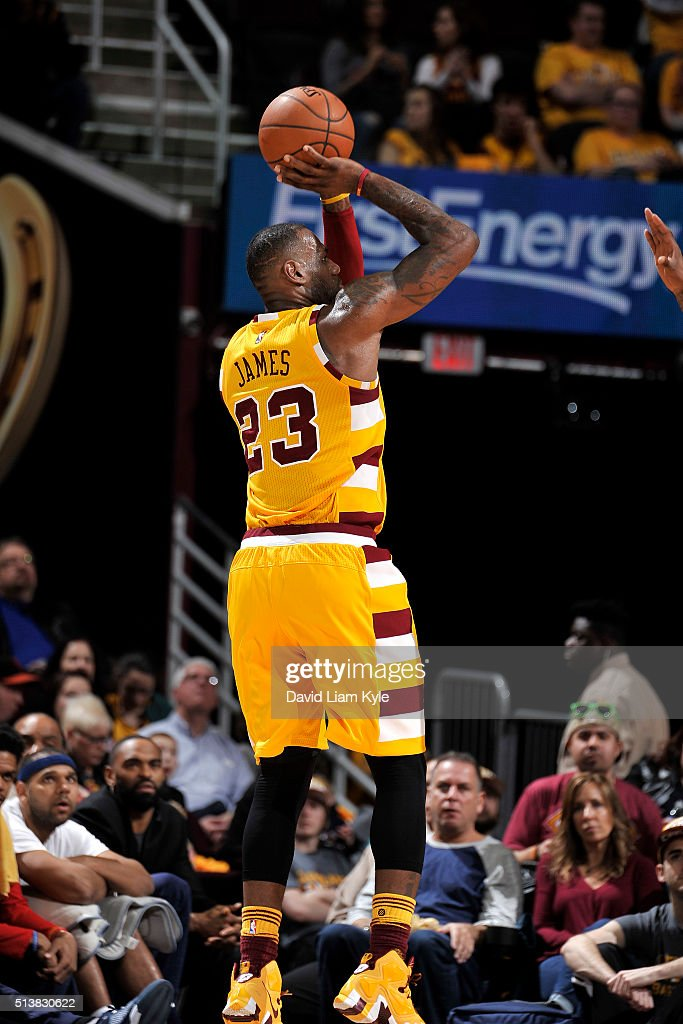 Washington Wizards v Cleveland Cavaliers | Getty Images