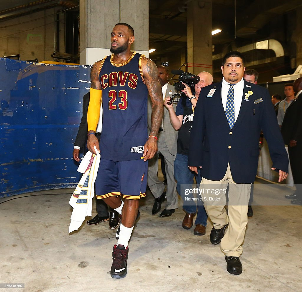 Finals Game Two Getty Images