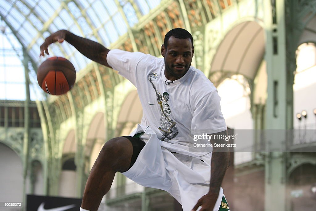 nike lebron james france