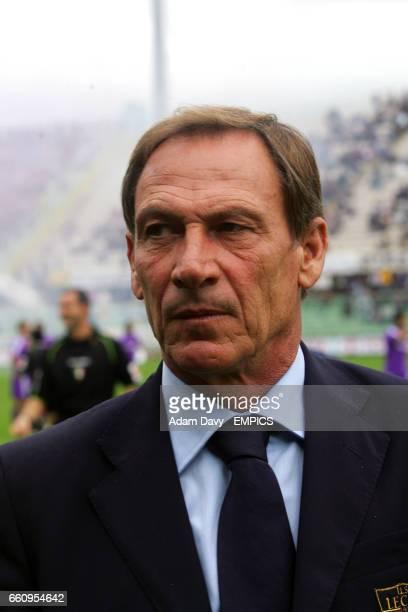Lecce coach Zdenek Zeman