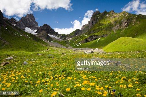 lechtaler wetterspitz ・イン・チロル-オーストリア