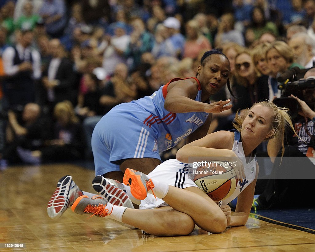 2013 WNBA Finals - Game Two
