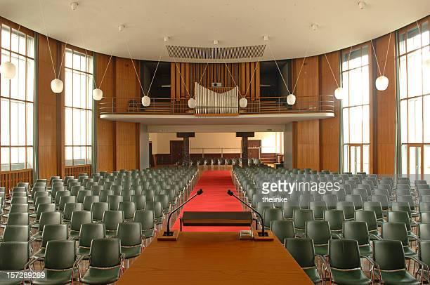 Salle de conférence N ° 4