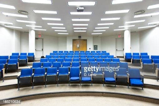 Lecture Hall Seats