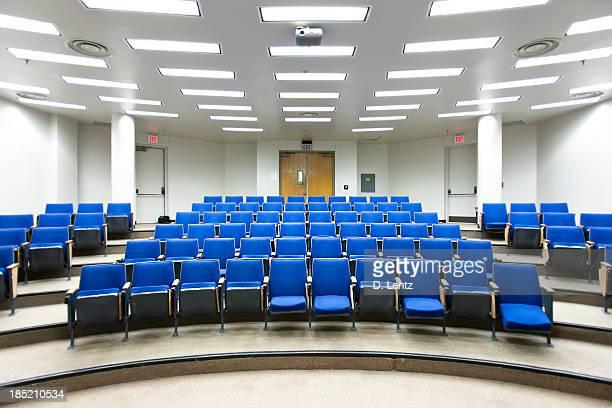 Hörsaal sitzen