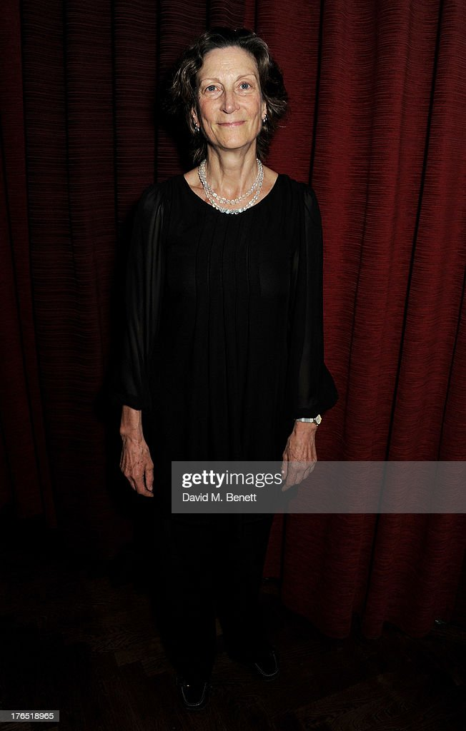 Leda Hodgson attends an after party following the press night performance of 'A Doll's House' at The Hospital Club on August 14, 2013 in London, England.