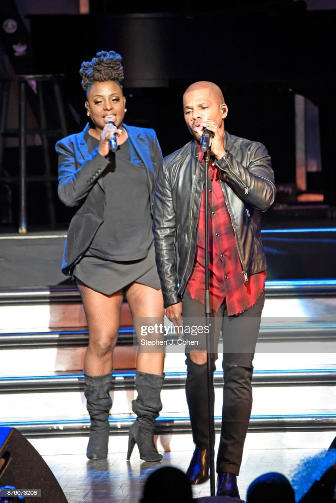 Ledesi And Kirk Franklin In Concert - Louisville, Kentucky