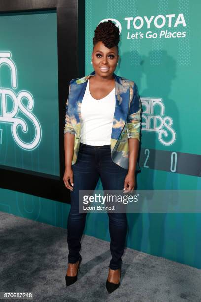 Ledisi attends the 2017 Soul Train Awards presented by BET at the Orleans Arena on November 5 2017 in Las Vegas Nevada