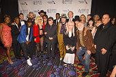 Ledisi Leon Huff Michael Buble Neyo Zac Brown Lady Gaga Toby Keith Richie Sambora Van Morrison Kenny Gamble Dr John Cyndi Lauper Linda Perry Robert...